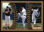 1999 Topps #460   -  Greg Maddux / Roger Clemens / Kerry Wood All- P Front Thumbnail