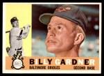 1960 Topps #106  Billy Gardner  Front Thumbnail
