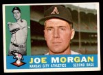 1960 Topps #229  Joe Morgan  Front Thumbnail