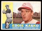 1960 Topps #61  Eddie Kasko  Front Thumbnail