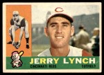 1960 Topps #198  Jerry Lynch  Front Thumbnail