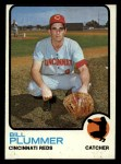 1973 Topps #177  Bill Plummer  Front Thumbnail