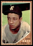 1962 Topps #122 GRN Norm Bass  Front Thumbnail