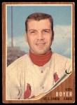 1962 Topps #370  Ken Boyer  Front Thumbnail