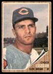 1962 Topps #379  Chuck Essegian  Front Thumbnail