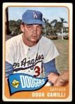 1965 Topps #77  Doug Camilli  Front Thumbnail