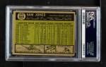 1961 Topps #555  Sam Jones  Back Thumbnail