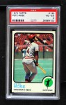 1973 Topps #130  Pete Rose  Front Thumbnail