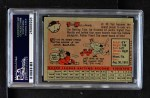 1958 Topps #1  Ted Williams  Back Thumbnail