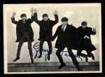 1964 Topps Beatles Black and White #130  George Harrison  Front Thumbnail