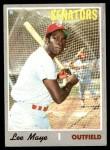 1970 Topps #439  Lee Maye  Front Thumbnail