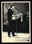1964 Topps Beatles Black and White #135  John Lennon  Front Thumbnail