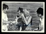 1964 Topps Beatles Black and White #163  John Lennon  Front Thumbnail