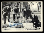 1964 Topps Beatles Black and White #22  Paul McCartney  Front Thumbnail