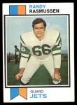 1973 Topps #99  Randy Rasmussen  Front Thumbnail