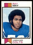 1973 Topps #132  Ray May  Front Thumbnail