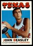 1971 Topps #211  John Beasley  Front Thumbnail