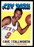 1971 Topps #49  Dave Stallworth   Front Thumbnail