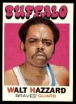 1971 Topps #24  Walt Hazzard  Front Thumbnail
