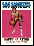 1971 Topps #25  Happy Hairston   Front Thumbnail