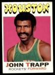 1971 Topps #68  John Trapp   Front Thumbnail