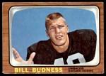 1966 Topps #105  Bill Budness  Front Thumbnail