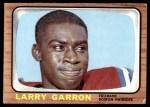 1966 Topps #6  Larry Garron  Front Thumbnail
