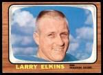 1966 Topps #53  Larry Elkins  Front Thumbnail