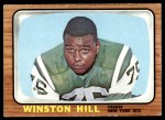 1966 Topps #92  Winston Hill  Front Thumbnail