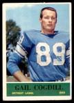 1964 Philadelphia #59  Gail Cogdill  Front Thumbnail