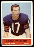 1964 Philadelphia #23  Richie Petitbon  Front Thumbnail