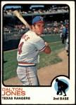 1973 Topps #512  Dalton Jones  Front Thumbnail