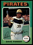 1975 Topps #29  Dave Parker  Front Thumbnail