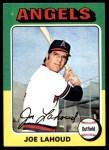 1975 Topps #317  Joe Lahoud  Front Thumbnail