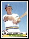 1979 Topps #312  Bob Robertson  Front Thumbnail
