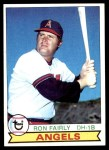 1979 Topps #580  Ron Fairly  Front Thumbnail