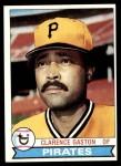 1979 Topps #208  Cito Gaston  Front Thumbnail