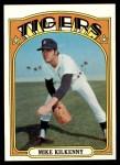 1972 Topps #337  Mike Kilkenny  Front Thumbnail