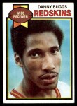 1979 Topps #528  Danny Buggs  Front Thumbnail