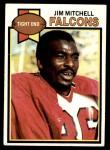1979 Topps #423  Jim Mitchell  Front Thumbnail