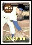 1969 Topps #197  Dick Selma  Front Thumbnail