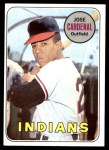 1969 Topps #325  Jose Cardenal  Front Thumbnail