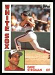 1984 Topps #664  Dave Stegman  Front Thumbnail