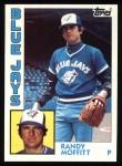 1984 Topps #108  Randy Moffitt  Front Thumbnail