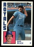 1984 Topps #26  Bill Black  Front Thumbnail