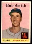 1958 Topps #445  Bob Smith  Front Thumbnail