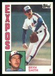 1984 Topps #656  Byrn Smith  Front Thumbnail
