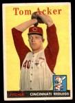 1958 Topps #149  Tom Acker  Front Thumbnail