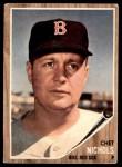 1962 Topps #403  Chet Nichols  Front Thumbnail