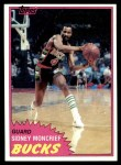 1981 Topps #99 MW Sidney Moncrief  Front Thumbnail